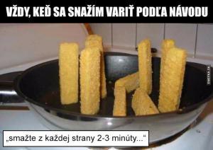 Vařím podle návodu