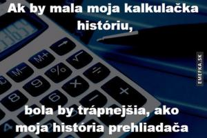 Historie prohlížeče