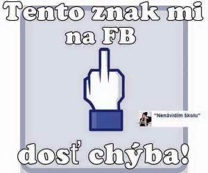 Facebook emoce