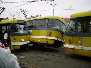 kdyz se maji tramvaje rady