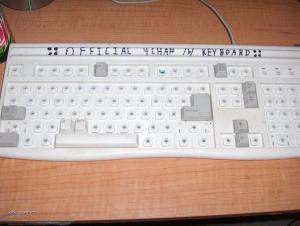 4chan keyboard