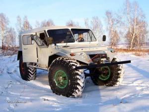 russianhandmadecar1
