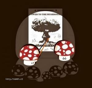 power to the mushroom