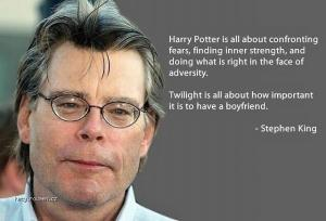 X Harry Potter is all