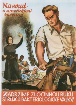 komunisticky plakat 1