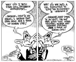 607 Stem Cells vs Arabs