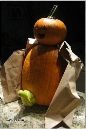 Halloween je tady