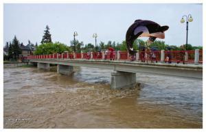 Prerov povodne