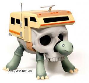 turtle  death camper