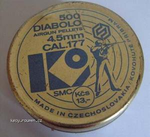 nostalgie Diabolky