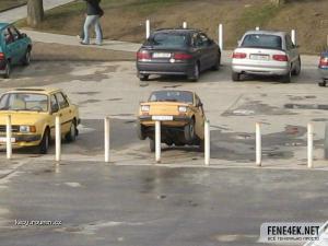 i tak se da parkovat