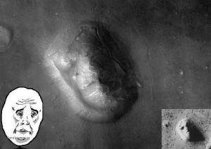 Face on Venus