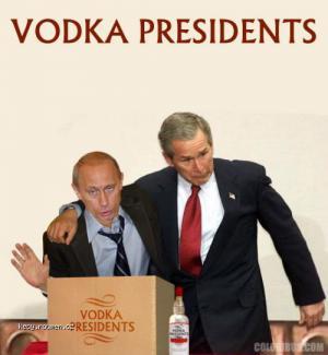 vodka prezident