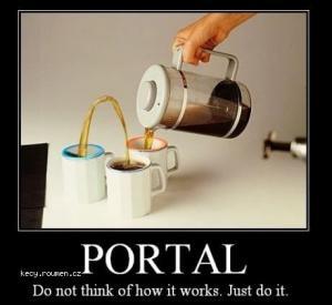 portal cups