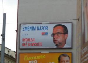 plakatzesmesnujicimiroslavakalouska