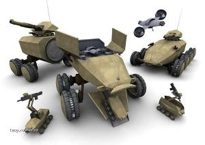 future armor weapon