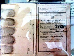 Ciganska legitimacia