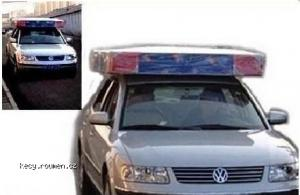 home police car