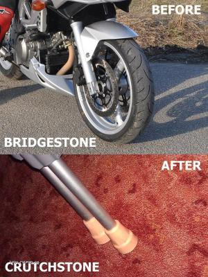 bridge crutch