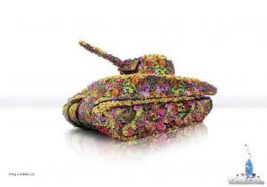 flor tank
