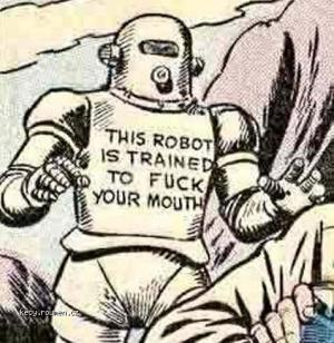 Trained Robot