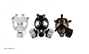 fancy gasmasks
