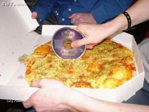 jak nakrajet pizzu