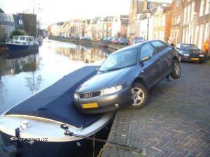 aanvaring boot