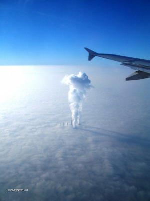 mlha na zemi