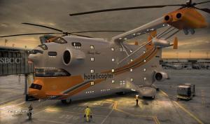 hotelicopter terminal sm