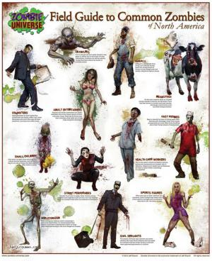 Zombies of North America