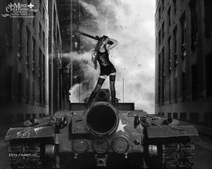 tank woman