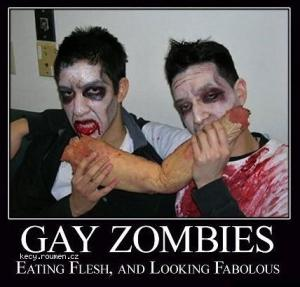 Gay zombies