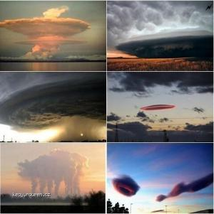 Amazing Cloud Formations