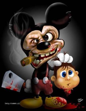 jeste jednou Miki Mouse