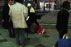 Santa se unavil