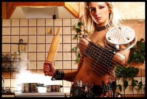 bojovnice z kuchyne