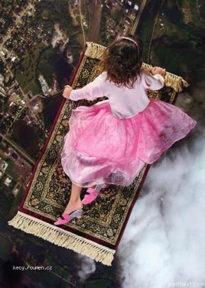 letajici koberec
