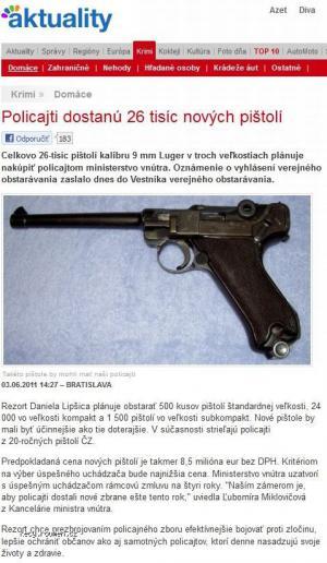 nova vyzbroj