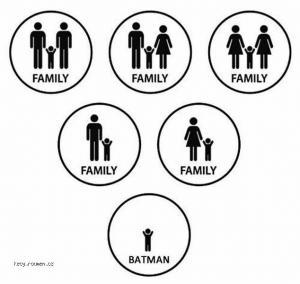 Family vs Batman