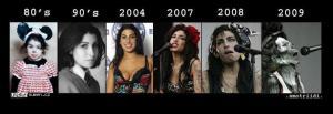 jak Amy roste