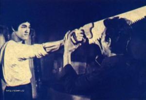 Bruce Lee a pila