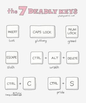 Q Deadly Keys