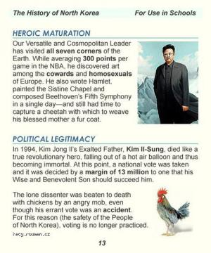 historie North Korea 2