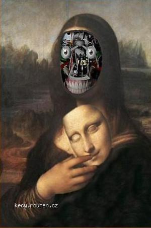 Robot Mona