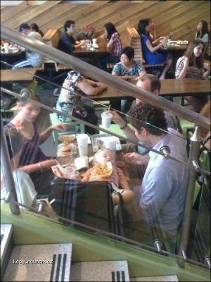 Podlozka na jedlo