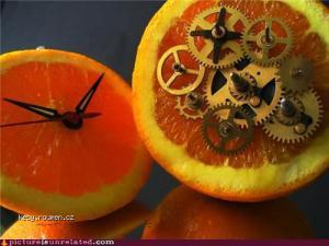 Mechanicky pomeranc