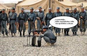 vojenska zidle