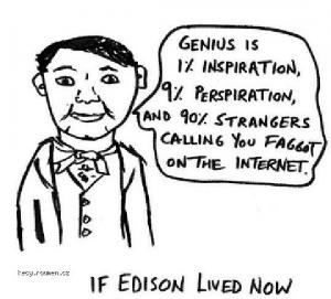 If Edison Lived Now