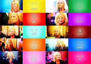 The Leslie Knope Guide to Emoticons